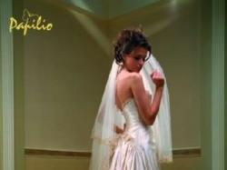 Przepiękna suknia Papilio nr 806 /2008/ roz.44-46