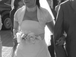 Przepiękna suknia -podobna doAgnes1752+BOLERKO 42