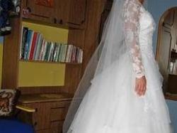 Przepiękna suknia Sincerity 3227