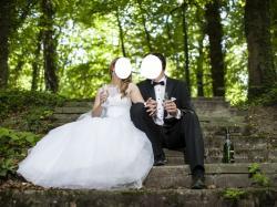 Przepiękna suknia Sincerity Bridal 3621