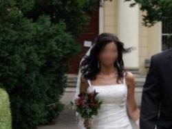 Przepiękna suknia ślubna!!!!!!!!!!!!!!!!!!!!!!!!!!!