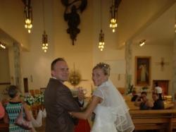 Przepiękna suknia ślubna AGNES 2008