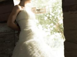Przepiękna suknia ślubna AMANDE jak nowa salon TYLKO ONA 2012