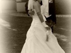 Przepiekna suknia ślubna Amsterdam