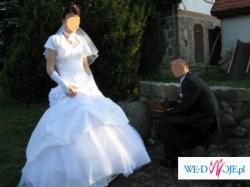 Przepiękna Suknia Ślubna Aureliia- tanio