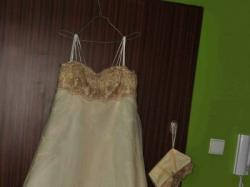 Przepiękna suknia ślubna - ciążowa lub dla puszystej