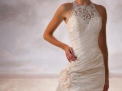 Przepiękna suknia ślubna Demetrios z kolekcji 2009