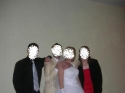Przepiękna suknia ślubna, dla księżniczki