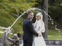 Przepiękna suknia ślubna Doris + gratisy