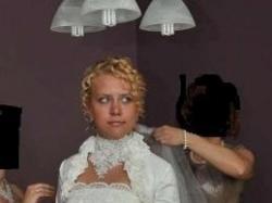 przepiękna suknia ślubna ecru+welon i bolerko
