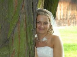 Przepiękna suknia ślubna Emmi Mariage