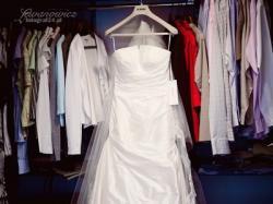 Przepiękna suknia ślubna FARO z kolekcji LA SPOSA 2009