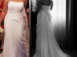 Przepiękna suknia ślubna Fiora firmy Sophia Tolli rozmiar 42