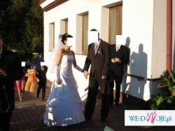 Przepiękna suknia ślubna firmy AGNES