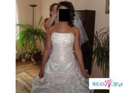 """Przepiękna suknia ślubna firmy ,,Agnes"""""""