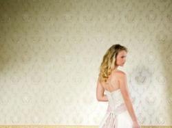 Przepiękna suknia ślubna firmy Aspera biała