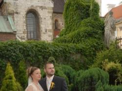 Przepiękna suknia ślubna HAILIN