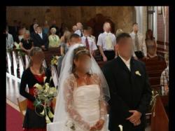 Przepiękna Suknia Ślubna Justin Alexander 2008!!