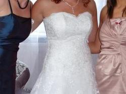 Przepiękna Suknia Ślubna Kareen