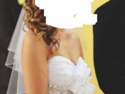 przepiękna suknia ślubna księżniczka PRINCESSA niepowtarzalna
