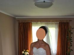 Przepiękna suknia ślubna La Belle