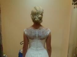 Przepiękna suknia ślubna Lena (firmy Nabla) - TANIO LIPIEC 2013