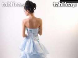 Przepiękna suknia ślubna!! Leona Lee