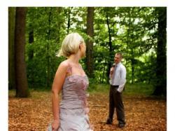 przepiękna suknia ślubna Linea Raffaelli r. 38