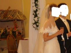 Przepiękna suknia ślubna MADONNA!!! Kolekcja 2009!!!!
