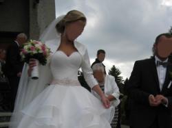 Przepiękna Suknia Ślubna Maxima 10313 - Sprzedam