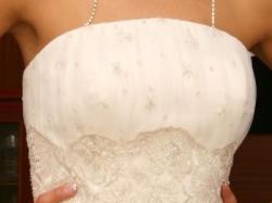 Przepiękna suknia ślubna model Gala Hope