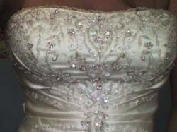 Przepiękna suknia ślubna Mori Lee
