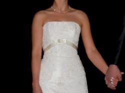 Przepiekna suknia slubna Mysltic Diamont!