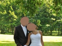 Przepiękna suknia ślubna! Naprawdę warto!