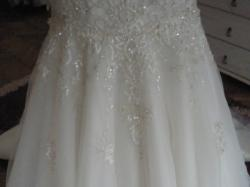 Przepiękna suknia ślubna NOWA