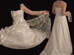 przepiękna suknia slubna PILNIE śPRZEDAM