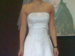 Przepiękna suknia ślubna przyniesie Ci szczęście