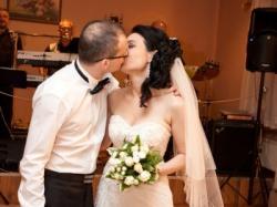 przepiękna suknia ślubna Rita 36-38 + gratis bolerko