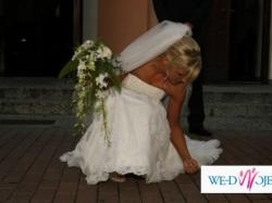 Przepiękna suknia ślubna Rondalla z kolekcji St. Patrick