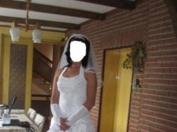 przepiękna suknia ślubna rozmiar 40/42