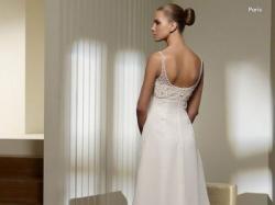 Przepiękna suknia ślubna San Patrick Paris 2009 rozm. 34/36