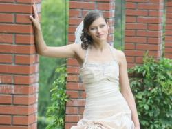 Przepiękna suknia ślubna Sincerity