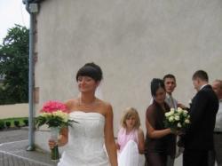 Przepiękna suknia ślubna Sincerity 3234