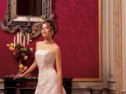 Przepiękna suknia ślubną Sincerity Bridal 3110 rozmiar 38
