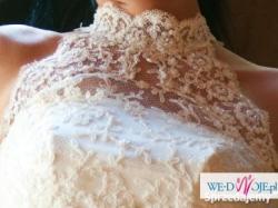 Przepiękna Suknia Ślubna Sposabella 602