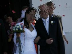 Przepiękna suknia ślubna szyta na miarę