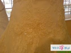 Przepiękna suknia ślubna Valentina