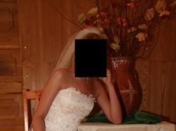 Przepiękna suknia ślubna - Vanilia