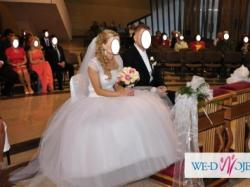 Przepiękna Suknia Ślubna Violi Piekut