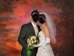 Przepiękna suknia ślubna w kolorze CAPPUCCIONO